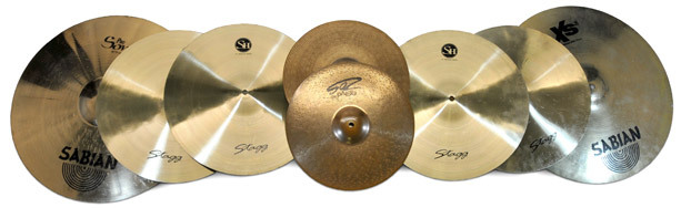 Cymbals and drum rental