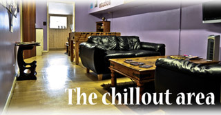chillout-area