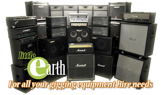 gigging hire equipment and pa hire norwich